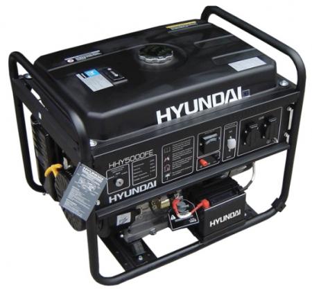 бензиновый генератор hyundai hhy3000fe ремонт
