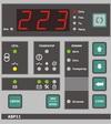 ...сети электроснабжения путём автоматического подключения к. Контроллер автоматического ввода резерва (АВР)...